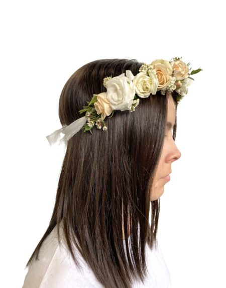 Flower Crown Half
